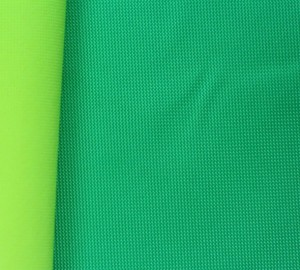 Nylon 210D Oxford fabric waterproof pvc coating flame retardant for tent
