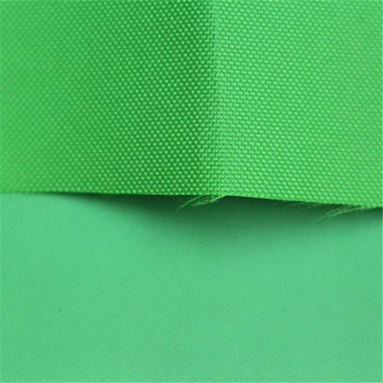 Nylon 210D Oxford fabric waterproof pvc coating