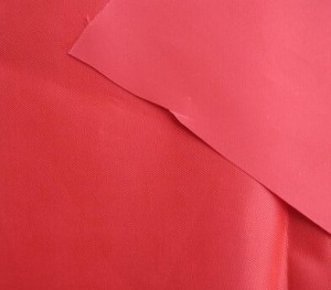 tessuto di nylon 420D Oxford rivestimento impermeabile pvc ignifugo per tenda