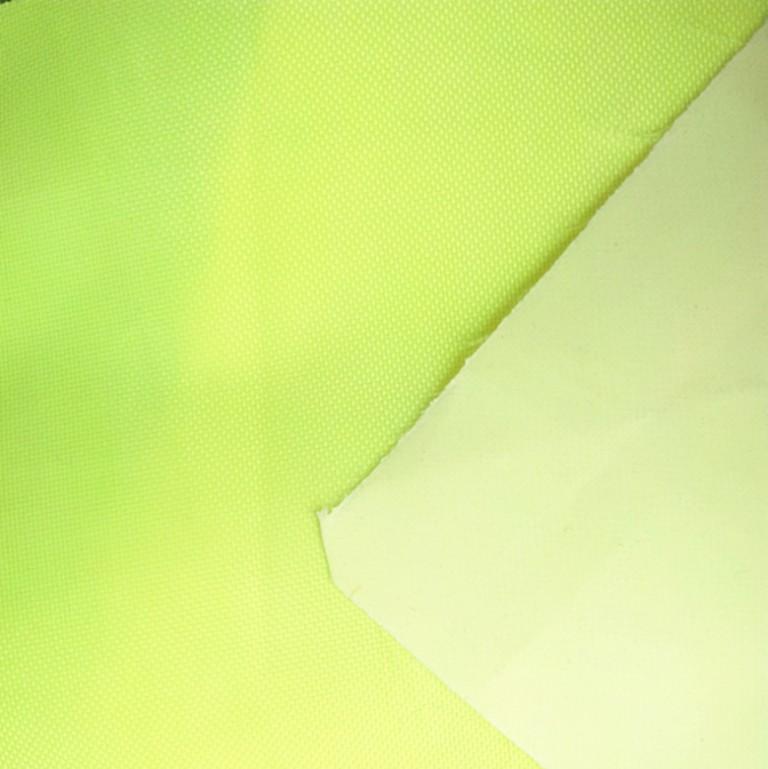 Polyester 150D Oxford Stoff wasserdicht PU-Beschichtung Flammschutzmittel für Zelt