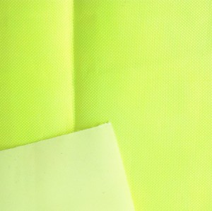Polyester 210D Oxford fabric waterproof pvc coating