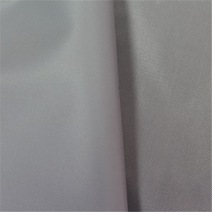 Polyester 210D Oxford fabric waterproof pvc coating flame retardant for tent