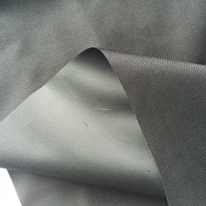 Polyester 500D Oxford fabric waterproof pvc coating flame retardant for tent