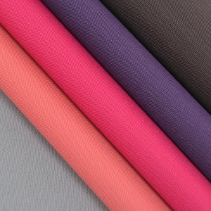 Polyester 600D Oxford fabric