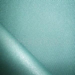 Polyester 600D Oxford revêtement en tissu juillet