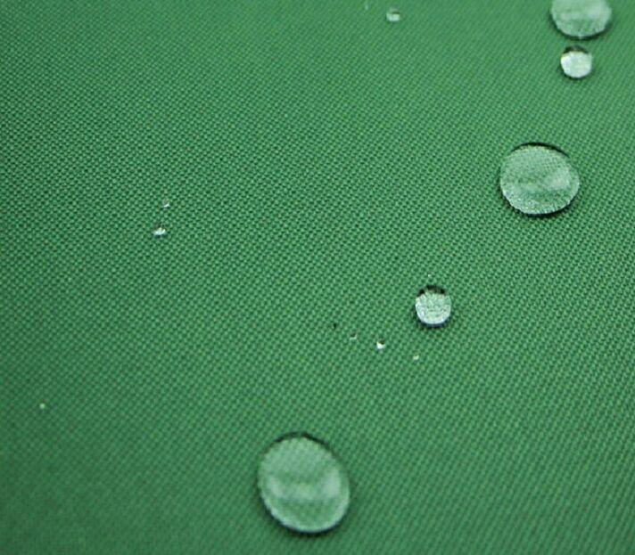 Polyester 600D Oxford Stoff wasserdicht PU-Beschichtung