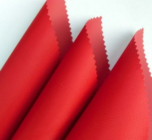 900D Oxford fabric flame retardant