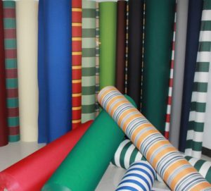 Polyester awning fabric waterproof coating
