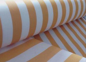 solution de polyester teint en tissu auvent