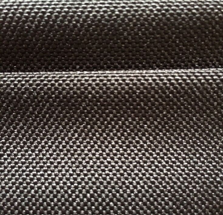 Polyester 1200D Oxford tissu support en PVC