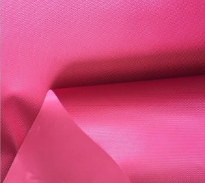 Polyester 300D Oxford fabric pvc backing