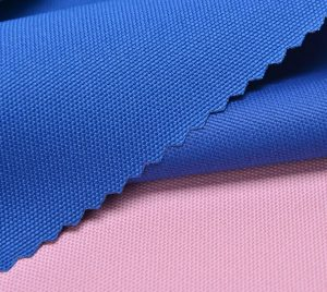Poliéster tecido tingido solução 600D