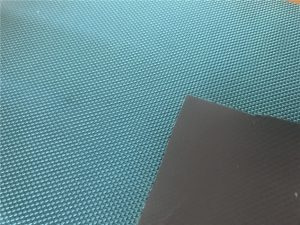 Polyester 1680 Denier Oxford Fabric PVC Coating