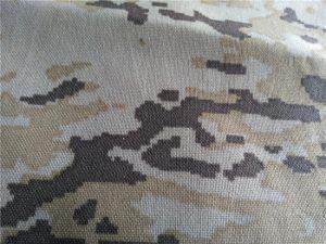 Tissu cordura nylon camouflage Desert imprimé revêtement PU