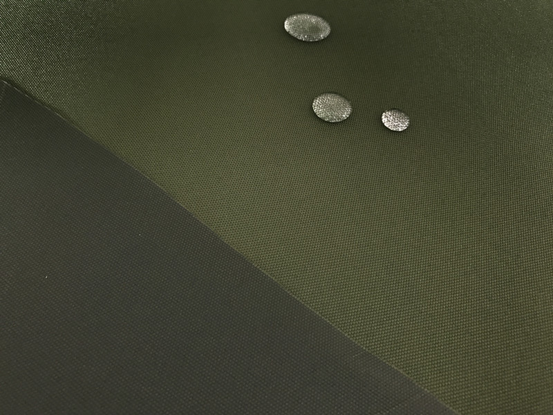 Polyester 1000D Cordura Oxford Fabric Waterproof Uly Coating