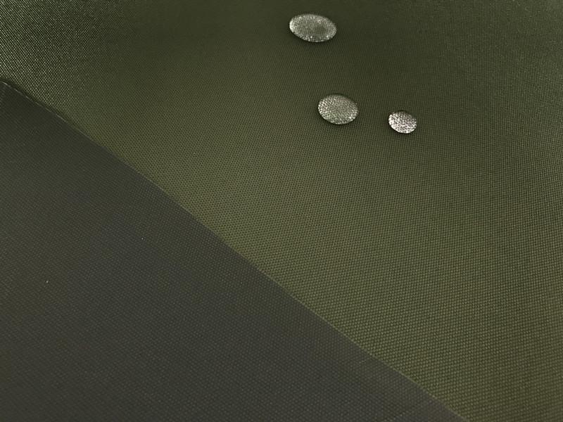 Полиэстер 1000D Cordura Ткань Оксфорд водонепроницаемый Улы покрытия