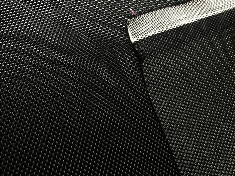 Баллистический нейлон 1680D Ткань Оксфорда водонепроницаемое полиуретановое покрытие