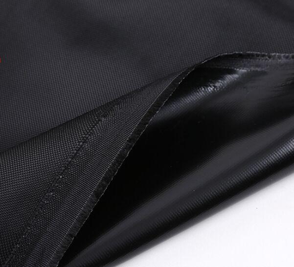 Nylon 840D Oxford tela impermeable de PVC Revestimiento